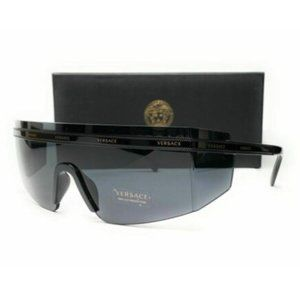 Versace Men's Black Sunglasses!